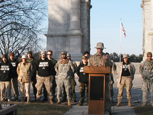 IVAW at Valley Forge